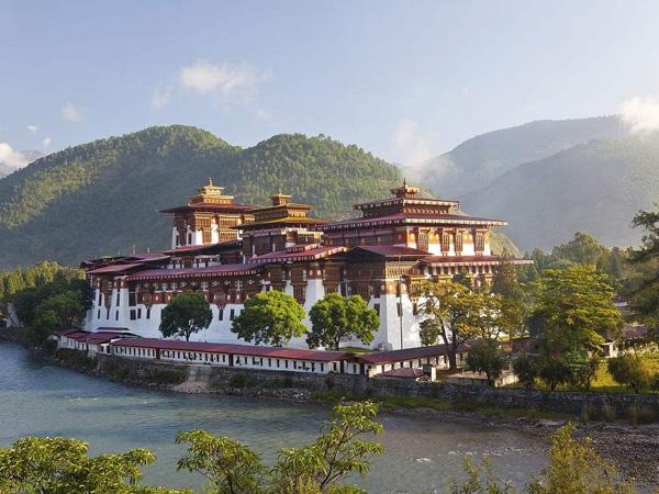 不丹摄影九日游: 廷布/颇布吉卡山谷/普